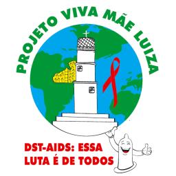 Logomarca do projeto Viva Mãe Luiza