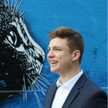 E4SY Redakteur Jonah Grütters