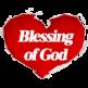 Blessing of God