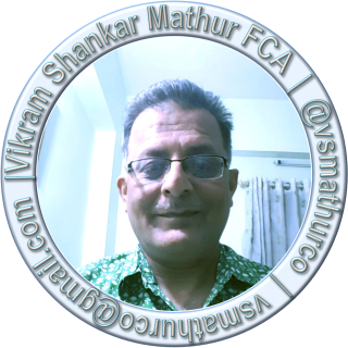 Vikram Shankar Mathur (@vsmathurco)