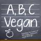 Esther at A,B,C,Vegan