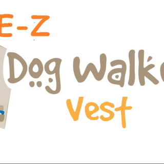 EZ Dog Walker's Vest