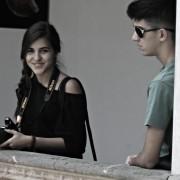 María y Pablo Beas