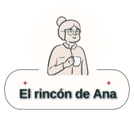 El rincón de Ana