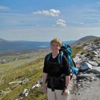 Min blog handler om ture i naturen