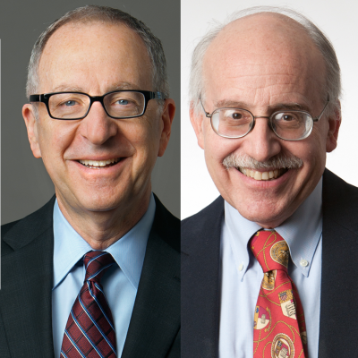 David Skorton and Glenn Altschuler