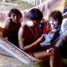 Barbara Crane Navarro - Rainforest Art Project