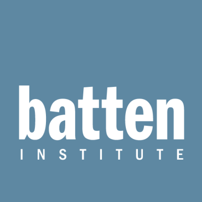 Batten Institute University of Virginia Darden School of Business