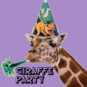 Giraffe Party